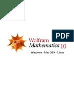 Instalacion Mathematica 10.0