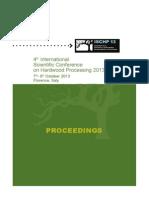 ISCHP13 Proceedings