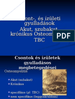 Csont.es.Izuleti.gyulladasok.tbc