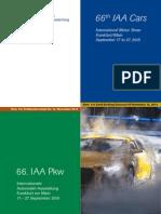 IAA Hannover 2015-Brochure