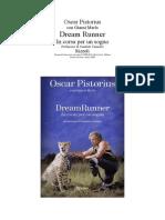 In Corsa Per Un Sogno - Oscar Pistorius Con Gianni Merlo