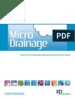 micro drainage uk manual spreadsheet installation computer rh scribd com Manual Lymphatic Drainage micro drainage uk manual