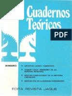 JAQUE - Cuaderno Teórico 003