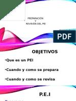 Preparación PEI