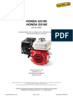 Honda Engine GX160