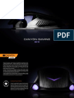 Gaming Mini Catalogue