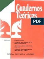 JAQUE - Cuaderno Teórico 004