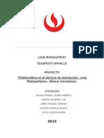 Lean Management - Trabajo Grupal