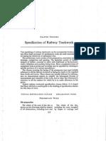 13spec Railway Trackwork