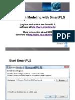 Smartpls Basic Path Modeling  2010
