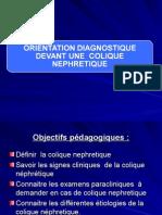 La Colique Nephretique