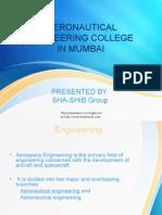 Aeronautical Engineering College in Mumbai