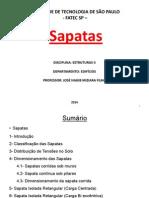 APOSTILA SAPATAS