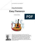 01.Album - Easy Flamenco - Jürg Hochweber