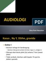 Audiologi