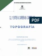 Informe de Topografia Modelo