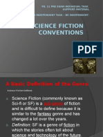 sci fi conventions pre exam task-2