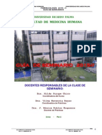 Guia de Seminario de Farmacologia - 2015-II