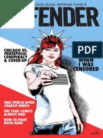Cbldf Defender Issue1