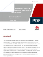 125426059 4 GSM Call Drops Influence Factors Troubleshooting Methods and Tools Deliverables 20110730 合作方版 (1)