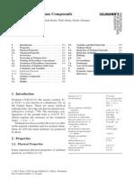 Niobium and Niobium compounds