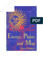 Walker Energy Plants and Man