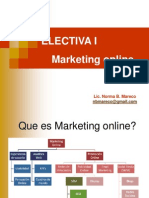 FPUNA - Electiva I - Marketing - Clase (2)