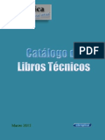 Catalogo Libros Tec Nico Sm 15
