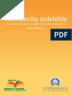 La Mancha Indeleble de Juan Bosch