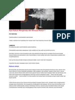 Apa Hukum Menghisap Dan Menjual Rokok