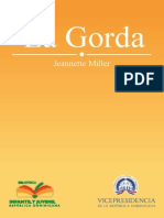 La Gorda de Jeannette Miller