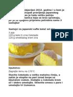 Japanski Sufle