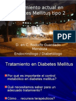 Diabetes 4o. Semestre 2011
