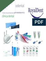 Productos de higiene bucodental
