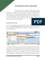 Gestión Documental en SAP