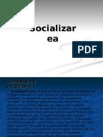 Conceptul de Socializare