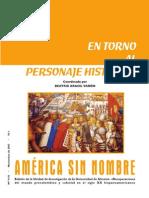 America Sin Nombre- Revista