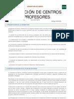 Guía Breve Evaluación de Centros y Profesores