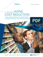 OW Purchasing Cost Reduction 2014