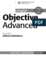 Wordlist Without Definitions