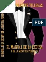 El Manual de La Excusa y de La - Desconocido
