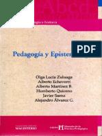 EDUCACIÓN+Y+PEDAGOGIA+DIFERENCIA+NECESARIA+-Olga+Lucia+Zuluaga