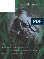 Walt Whitman and the Ear