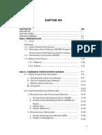 Daftar Isi RPJMD Final Kota Malang