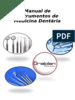 Manual de Instrumentos de Medicina Dentaria -Clínica Dentista
