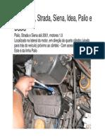 Numero Motor Fiat