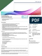 Accounts Executive - Continental Platform (M) Sdn Bhd