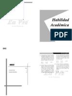 aptitud academica