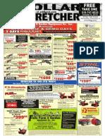 Dollar Stretcher 10/9/15
