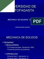 Clase Estatica Jorge Aguirre
